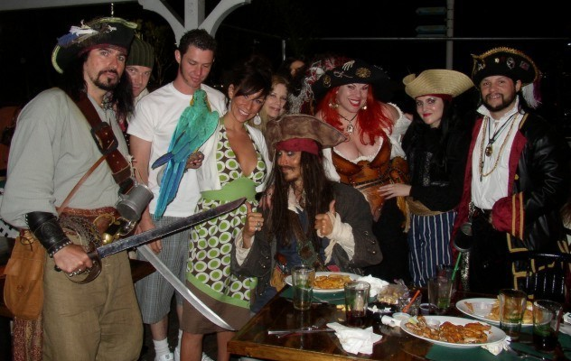 Image result for pirate theme party